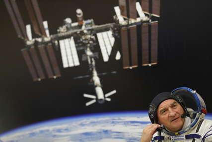 Pogled uprt prema Marsu: Naučnici otkrili dosad NEPOZNATE BAKTERIJE na Međunarodnoj svemirskoj stanici