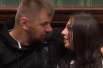 Zakopali rate sjekire, pa pao i poljubac: Maja i Janjuš ponovo zajedno (FOTO)