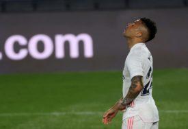 ŠTA SE DEŠAVA? Marianova povreda 42. u timu Real Madrida u tekućoj sezoni