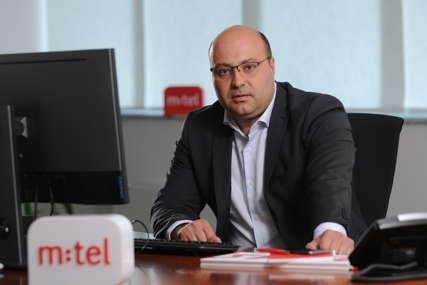 Marko Lopičić, generalni direktor kompanije m:tel: Orijentisani smo na budućnost