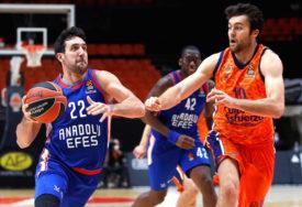 Srpski košarkaši na meti Reala