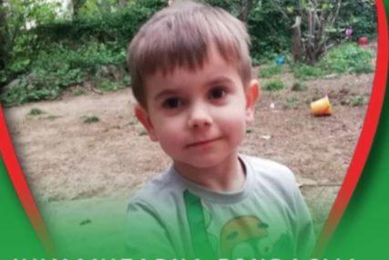 Mihailu (6) je potrebna pomoć: Sa sedam mjeseci OTKRIVEN MU JE TUMOR bubrega, kasnije je ostao bez sluha