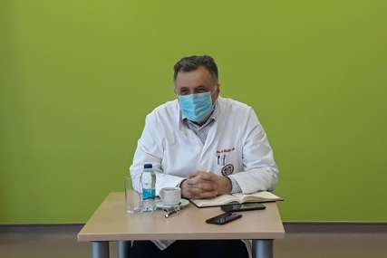 Na respiratorima 18 od 65 hospitalizovanih: Najmlađi pacijent u Bijeljini ima 30 godina