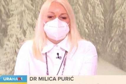 """Dr Milica Purić, ginekolog, o TEŠKOM stanju u porodilištima Srbije """"Sve je više zaraženih TRUDNICA, a mi smo na ivici snaga"""