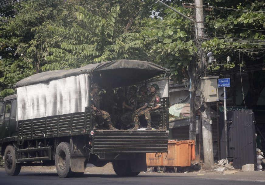 Protivnici hunte u Mjanmaru proglasili vladu NACIONALNOG JEDINSTVA