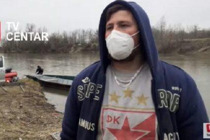 """""""Nema mi druga, mnogo je teško"""" Ispovijest mladića koji je uspio da se spasi poslije nesreće na Moravi"""