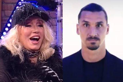 Porodica fudbalera pokazala želju da ugosti pjevačicu: Nada Topčagić IDE KOD IBRAHIMOVIĆA u Švedsku