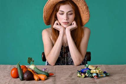Dijeta zahtijeva veliku samodisciplinu