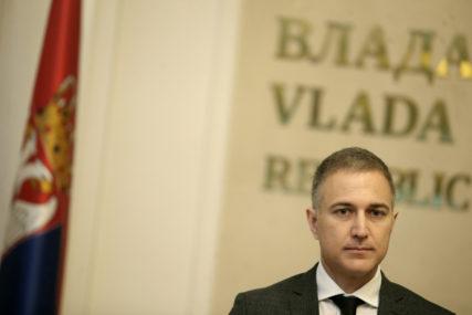 Stefanović: Vojska će nastaviti da štiti bezbjednost građana