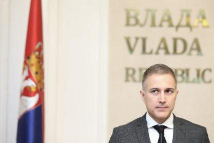 """""""U suprotnosti s međunarodnim aktima"""" Stefanović zabrinut zbog učešća Kosova na vježbi NATO"""