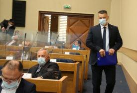 """Nešić pisao Čubriloviću """"Molio bih Vas da mi dostavite tražene informacije"""""""