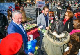 Borenovićeva čestitka za Osmi mart: Žene su dosljedniji i hrabriji dio društva
