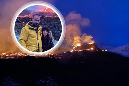 """""""Pod vulkanom čovjek osjeti koliko je mali"""" Dvoje Srba svjedoče prizoru koji NIJE VIĐEN 900 GODINA (FOTO)"""