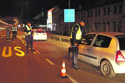 NE ODUSTAJE Treći put za mjesec dana priveden zbog vožnje u pijanom stanju