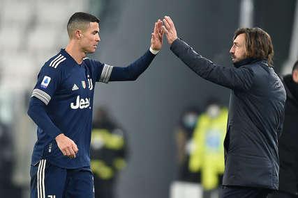OSTAJU U JUVENTUSU Nedved: Ronaldo je nedodirljiv, Pirlo će i dalje biti trener