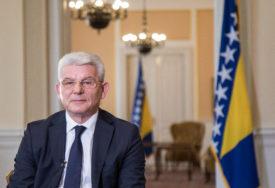 Uzajamni interes: Džaferović i Zaev potvrdili zajedničko opredjeljenje ka članstvu u EU