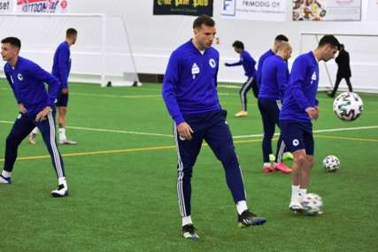 BiH GOST FINSKE Saničanin: Atmosfera je odlična, jedva čekamo utakmicu