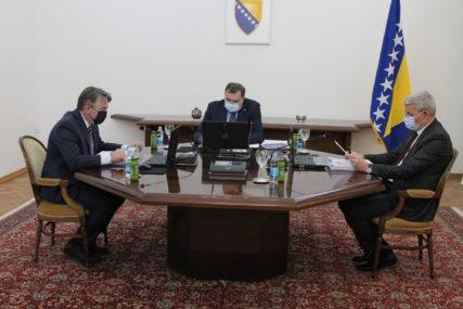 Predsjedništvo BiH donijelo odluku o prihvatanju sporazuma između BiH i Turske