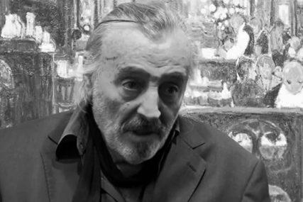Slikar Marko Stupar (85) preminuo u Parizu