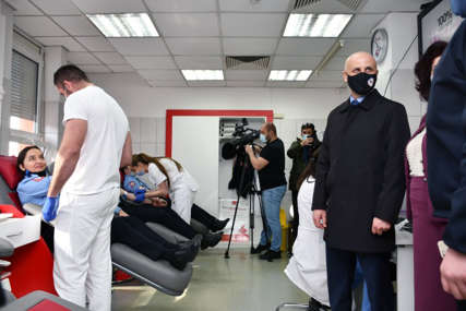 DOBROVOLJNA AKCIJA Kostrešević: 500 pripadnika policije darovaće krv