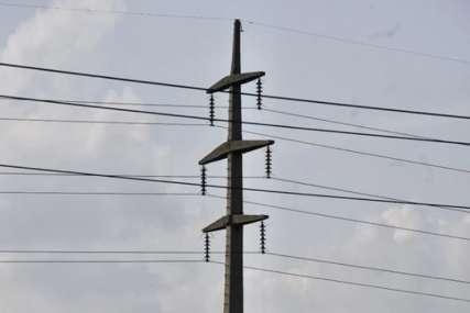 Planirana isključenja struje u manjem obimu