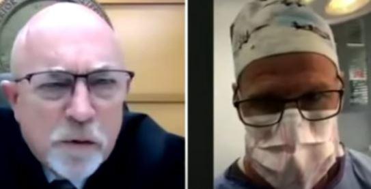 """""""Jeste li vi to USRED OPERACIJE"""" Optuženi hirurg na sud se javio preko Zum aplikacije, sudija ostao u šoku (VIDEO)"""
