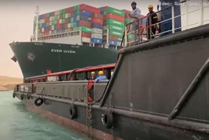 GLOBALNI POREMEĆAJ Normalizacija brodskog saobraća mogla bi da traje i nekoliko mjeseci