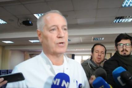 Još jedan ljekar izgubio borbu sa koronom: Umro načelnik Klinike za plućne bolesti UKC Tuzla Suvad Dedić