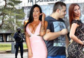 Tijana Ajfon i Mimi Oro bile gosti u njegovom šteku:  Starlete satima ispitivane o Velji Nevolji i kriminalnoj grupi
