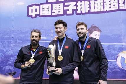POKORIO KINU Uroš Kovačević šampion sa Pekingom