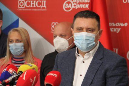 """""""Svi Srbi da stanu iza Dodika"""" Đajić osudio Džaferovićeve izjave"""