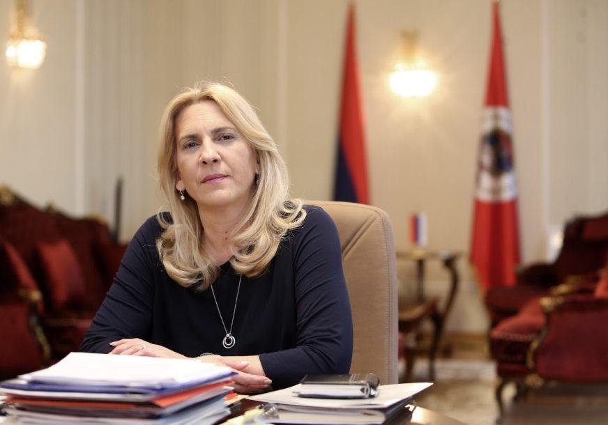 """""""DRŽAVNI UDAR"""" Reagovanje Željke Cvijanović na odluku Ustavnog suda BiH"""