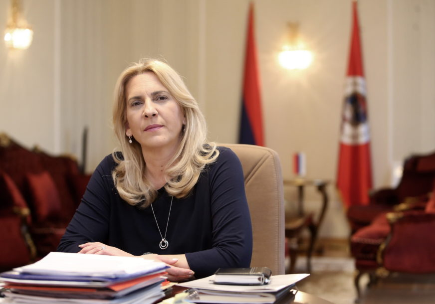 """Cvijanovićeva uputila čestitke povodom Dana Rusije """"Čvrsto smo opredijeljeni da dodatno ojačamo saradnju"""""""
