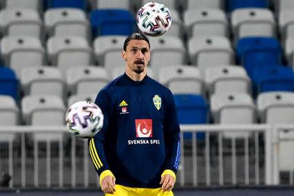 DEMANTI SELEKTORA Ibrahimović nije povrijeđen