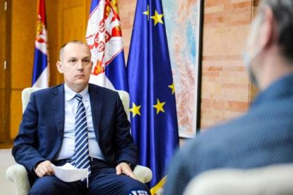 Lončar sa direktorom SZO za Evropu: Zajednički raditi na ubrzanoj imunizaciji