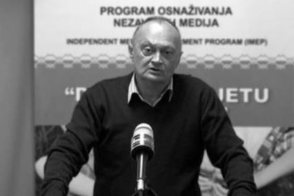 IN MEMORIAM Preminuo novinar Zoran Milošević