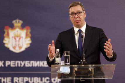 Vučić za CNN: Svako treba imati mogućnost da dobije vakcinu