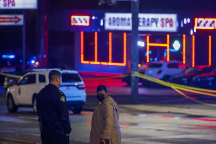Uhapšen osumnjičeni za krvoproliće: Napravio masakr u tri salona za masažu, pa pokušao da pobjegne (FOTO)