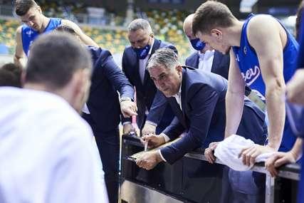 SRUŠEN ŠAMPION Bajić: Ponosan sam na igrače, mogli smo meč i mirnije da završimo