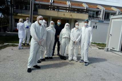 Situacija sa opakim virusom u Trebinju sve složenija: U bolnicu stalno pristižu pacijenti sa težim kliničkim slikama