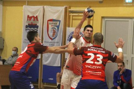SLOGA NA BORAC Derbi u polufinalu Kupa Srpske