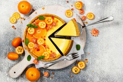 Čizkejk od pomorandže: Najljepši i najsočniji desert koji ćete probati