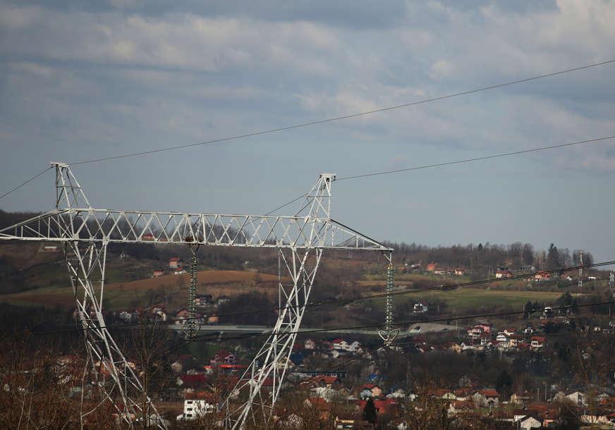 Radovi isključuju struju u devet naselja
