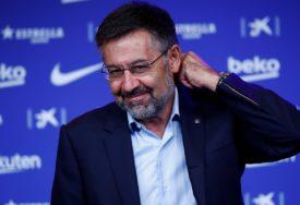 OSUMNJIČEN ZA KORUPCIJU Bivši predsjednik Barselone Bartomeu će provesti noć u policiji