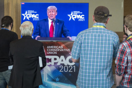 """""""Amerika će biti i jača i veća nego prije"""" Tramp najavljuje kandidaturu za Bijelu kuću 2024."""