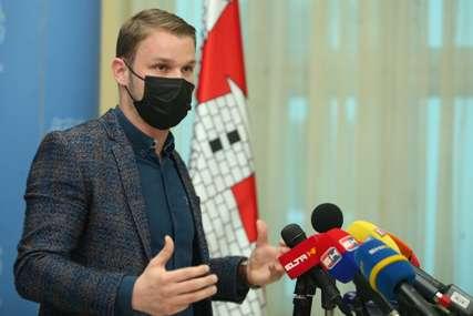 """""""Grad ima snagu i autoritet"""" Stanivuković poručio da na površinu izlaze nove neregularnosti u Banjaluci"""
