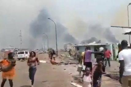 Eksplozija u kasarni u Ekvatorijalnoj Gvineji, ima žrtava (VIDEO)