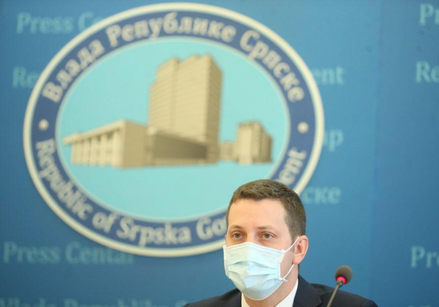 """""""Virus nas udara i glavom i repom"""" Zeljković upozorio na ozbiljnost situacije u Srpskoj, apeluje na POŠTOVANJE MJERA"""
