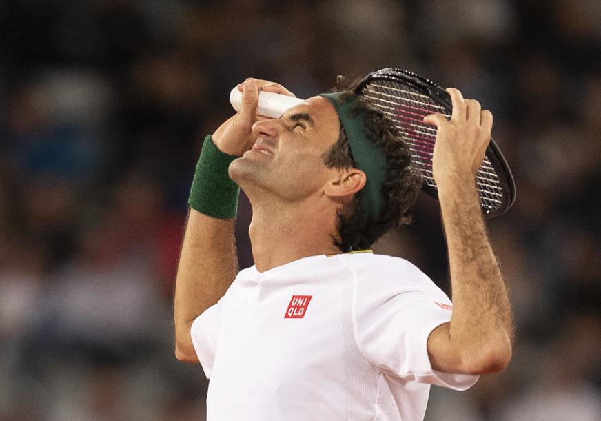 ŠOKANTNA VIJEST Federer možda ne ide na Olimpijske igre