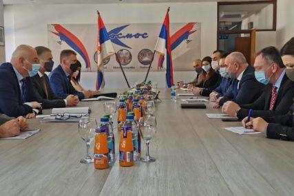 """Stefanović i Đokić u """"Kosmosu"""": Polovina prihoda kroz saradnju sa Ministarstvom odbrane Srbije"""